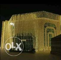 Wedding Lights and Party Lights Available