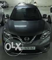 Nissan xtrail 2015 7 seats passed 17k lady used under warranty
