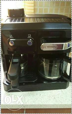 Delonghi coffee/ espresso maker