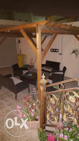 ground floor of a luxury villa furnished with a private entrance and e