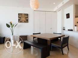 2 B/R prime location in West Bay! MODERN fully furnished