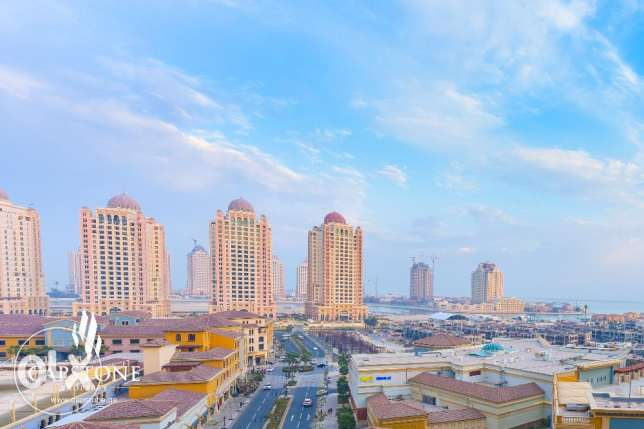 Unbeatable Price! Studio Apartment at The Pearl-Qatar
