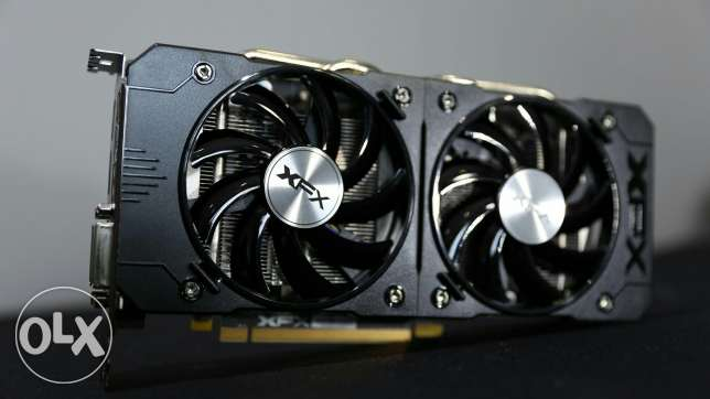 Xfx r9 380 gpu graphics card