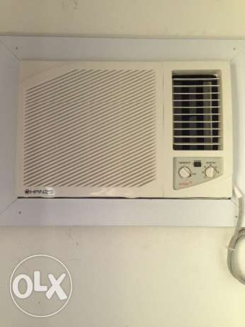 AC for sale slightly used, made in Germany Ghanz brand.