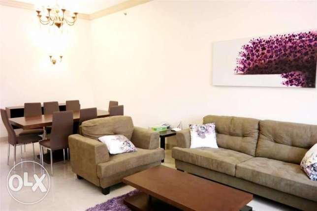luxurious furnished 3BHK apartment at al sadd
