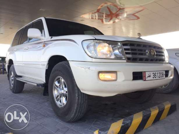 Toyota Land Cruiser (gxr) 2007.