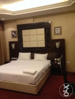 ستوديونظام جناح فندقي شامل بالسدStudio hotel suite type at AlSadd mont