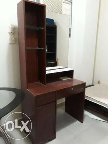 Mirror table for sale