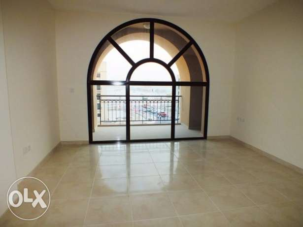 semi furnished one bedroom apartment for rent in lusail city