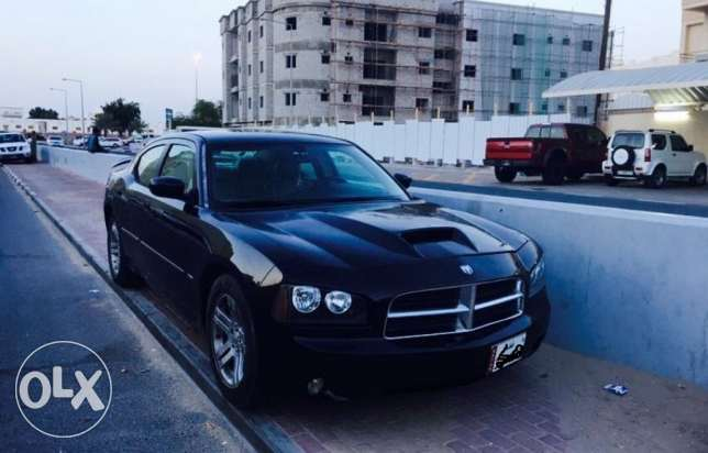 Dodge Charer (new istimara) V8 hemi مدينة خليفة -  1
