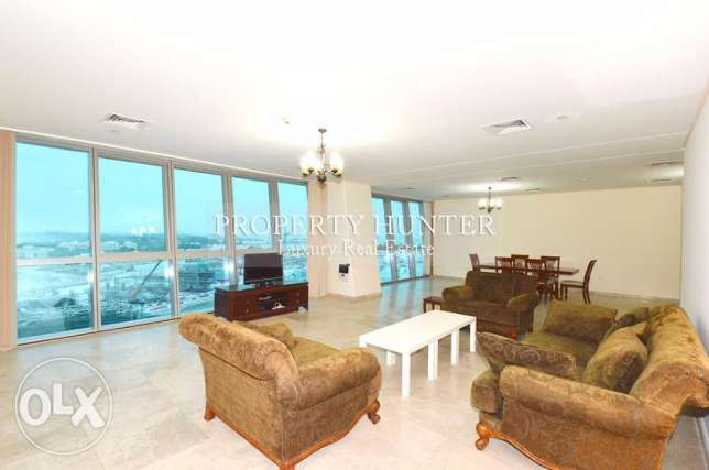 3 bedroom Apartment with captivating location