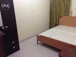FULLY FURNISHED Executive Bachelor One Bedroom with Balcony