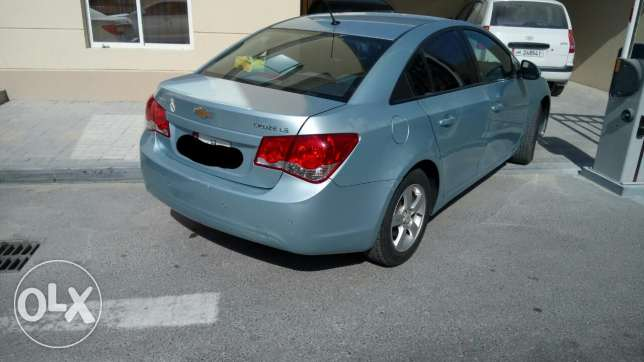 Cruze 2012 perfect condition Needs GEAR only!!