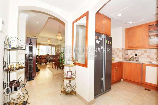 2 Bed Apartment with Canal & Marina View الؤلؤة -قطر -  1