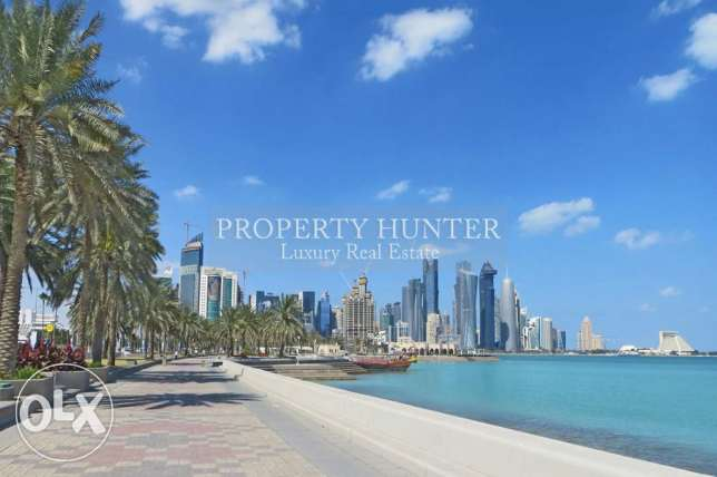 Land for sale in prominent Location within the Doha city