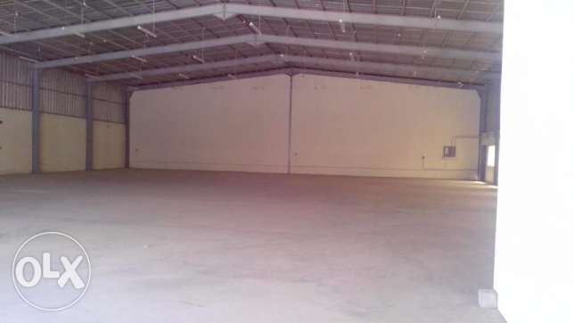 Warehouse for rent in street 38 - 350 sqmr