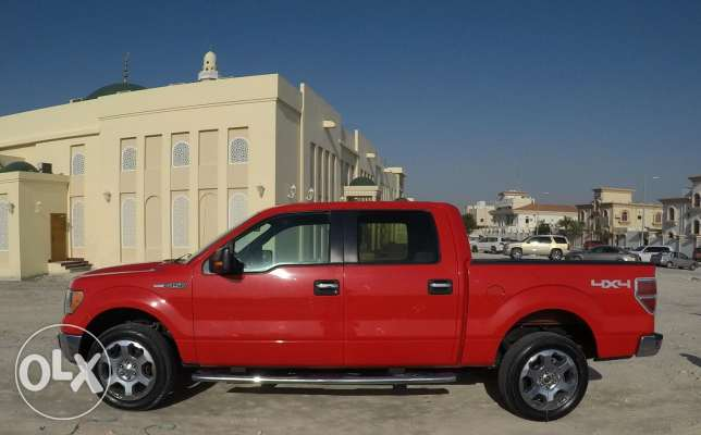 FORD F-150 XLT 2012 SuperCrew-Cabin, 4x4, V8/5.0L