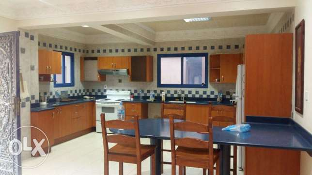 Luxurious massive size fully furnished villa apartment for Europeans الدفنة -  3