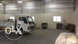 Garage for rent - 400 sqmr with 6 Rooms