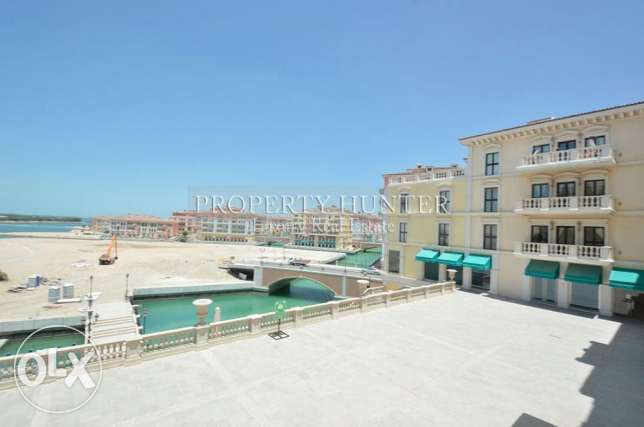 3 Bedrooms apartment with both sea & canal views الؤلؤة -قطر -  8