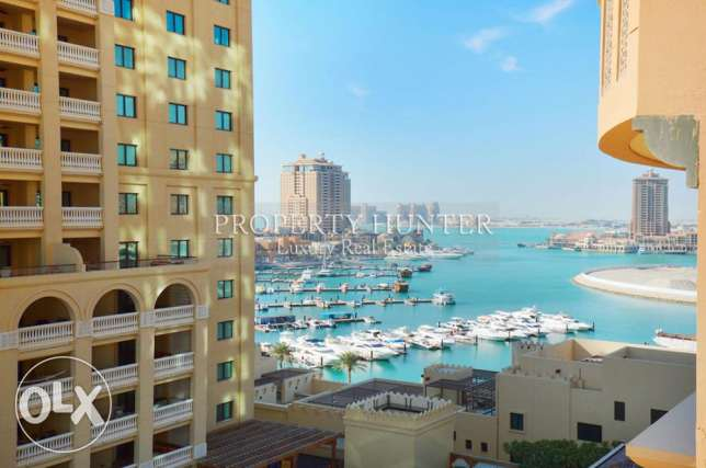 Pampering Sea & Marina in 1 Bed Apartment