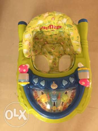 Baby care new with 8 wheels and sound