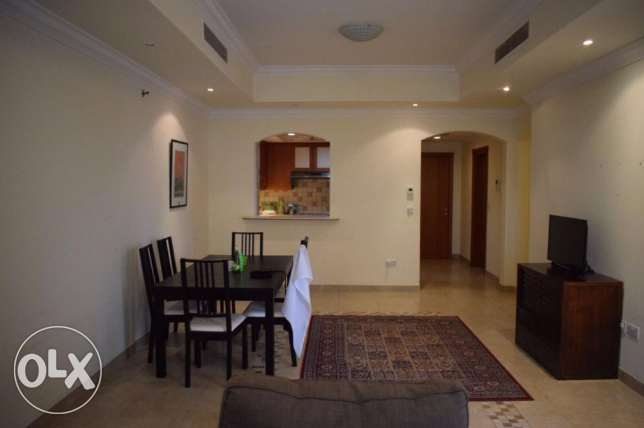 Spectacular 2 Bedroom F/F Apartment in Porto Arabia