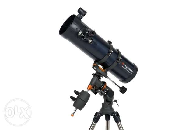 Celestron 31051 AstroMaster 130EQ MD Telescope with Accessories
