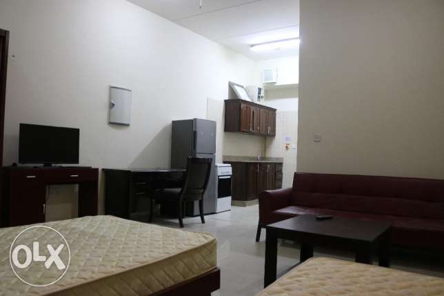 Fully furnished Studio in Barwa Village