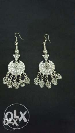 Original Silver earrings