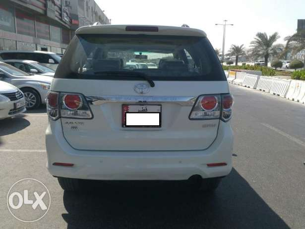 Brand new Toyota - fortuner - 2015 - 6 Cyl الريان -  7
