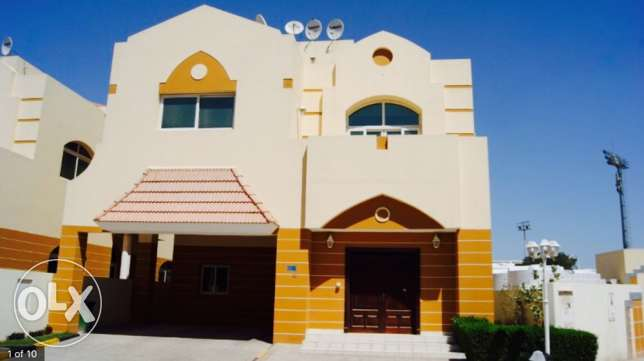 Compound Standalone Three Master Bedroom villas in Alwaab