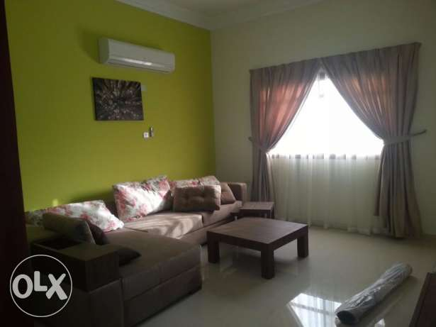 Flat for rent in Alkhesah 1BHK Fully Furnished Inclusive all With mont