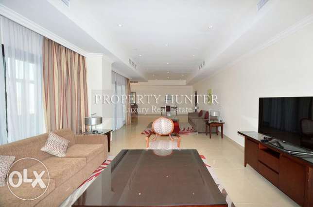 Exclusive Penthouse 3+Maid Furnished