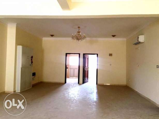 for family..2 family allowed unfurnished spacious 4 bedrooms duhail