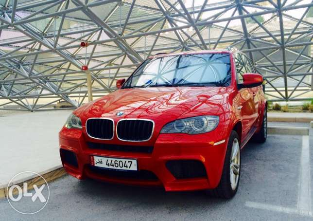 M powered BMW X5M