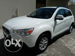 Mitsubishi ASX 2011(only 062000 km drived) in perfect condition.