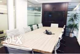 Fully-Furnished Offices Available in [Al Salata]