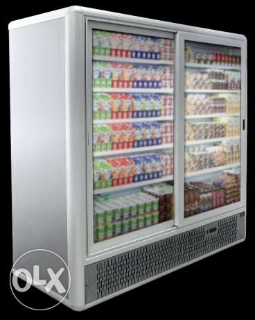Refrigerated Cabinet RoMax
