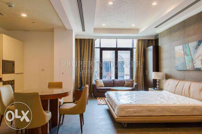 Economical Studio in The Pearl Tower