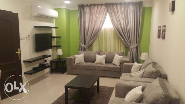 Furnished new 2-BHK in Al Thumama