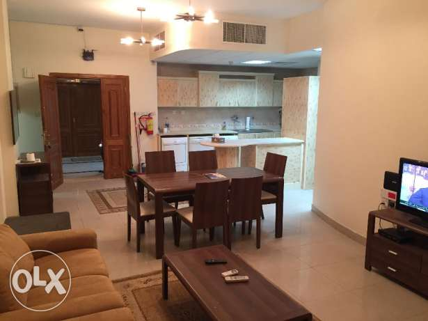 Apartment 3 Beedroom Fully Furnished in bin mahmoud Area