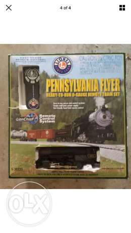 Lionel pennslyvania electric train