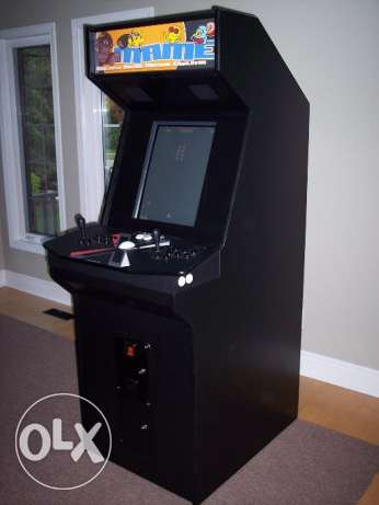 Mame Cabinet - For gamers and collectors