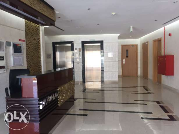 Spacious 2 bedrooms all master at fox hill lusail city
