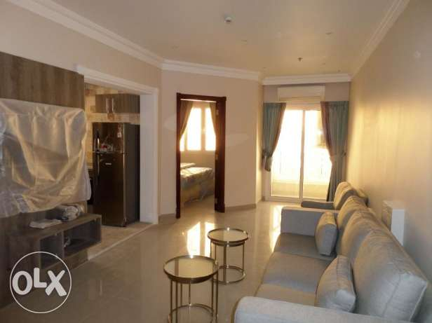 Fully furnished 1 bedroom ap in Umm Ghwalina ام غويلينه -  1
