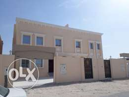 Brand new luxury 3 villas in al-wukair For Staff or Family