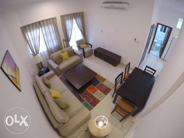 MANCO2 - Modernly Furnished 3 Bedroom Apartments with Balcony