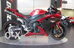 2007 Yamaha YZF-R1 Candy Red