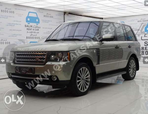 2011 Range Rover Vogue Supercharged
